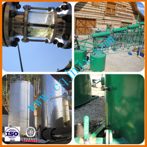 Waste Motor Ship Car Oil Recycling Machine Used Oil Re-Refining Plant pictures & photos