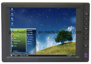IPS Panel 4: 3 8 Inch LCD VGA Touchscreen Monitor pictures & photos