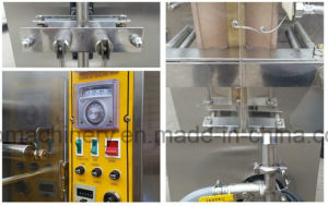 Automatic Liquid Soy Sauce Bags Packing Machine pictures & photos