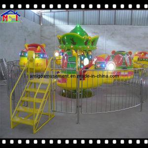 2017 Kids Helicopter Amusement Park Ride Indoor Entertainment Equipment pictures & photos