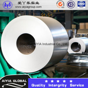 Hot Dipped 55% Al-Zn Coated Galvalume Steel Coil pictures & photos