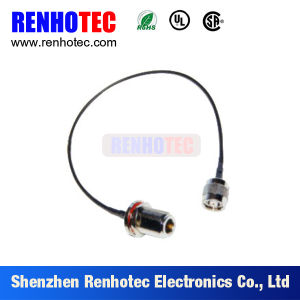 TNC Female Coaxial Connector Crimp Cable Rg316 pictures & photos