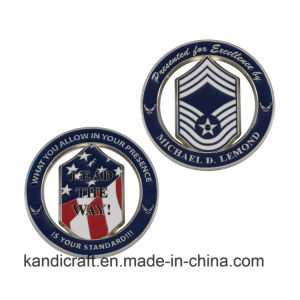 Wholesale Custom Challenge Souvenir Coin pictures & photos