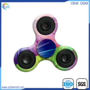 High Quality Bearing Toy Aluminum Alloy Copper Hand Fidget Spinner pictures & photos