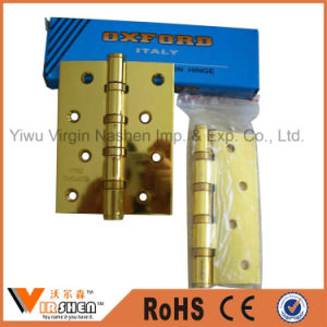Chrome Plated Door Hinge Cabinet Hinges Antirust Durable Hinges pictures & photos