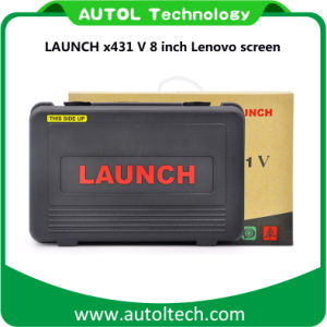 [Authorized Distributor] Launch X431 V8inch Mutil Language Full System Diagnostic Scanner Launch X431 V 8inch Tablet Lenovo Screen pictures & photos
