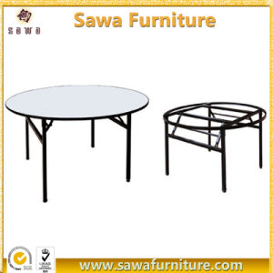 Hot Sale Factory Price White Banquet Table pictures & photos
