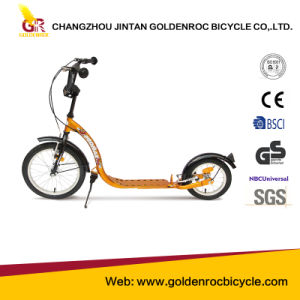 "(GL1612-N) High Quality 16""-12"" Kick Scooter with Ce pictures & photos"