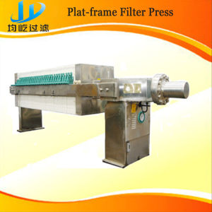 Mining Plate-Frame Press Filter with 35% Solid Rate of Sludge Cake pictures & photos