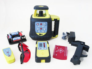 Red Beam Rotary Laser Level (Model GRL800R) pictures & photos