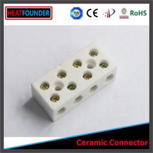 4-Way 10-Hole Ceramic Terminal Block pictures & photos