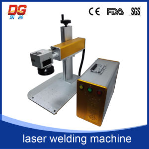 High Quality 20W Fiber Laser Marking Machine pictures & photos