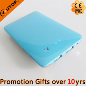 Hot Dual USB Port Power Bank with 8000/10000mAh (YT-PB21-03) pictures & photos