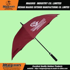 Straight Full Fiberglass Rain Umbrella pictures & photos