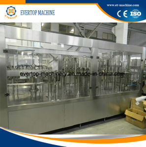 Automatic Beverage CO2 3-in-1 Filling Machine pictures & photos