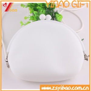 Custom Hot Sell High Quality Fashionable Ms/Ladies Silicone Bag pictures & photos