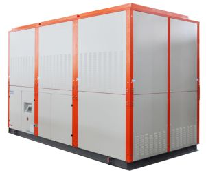R22 Industrial Customized High Efficiency Energy Saving Intergrated Evaporative Cooled Water Chiller System with Flooded Evaporator pictures & photos
