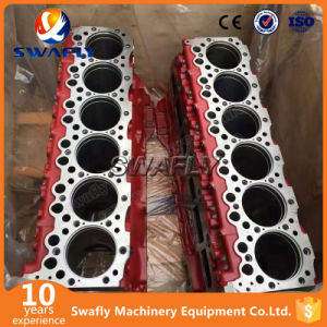 Hino Engine Cylinder Block Body for P11c Sk460-8 (VH11401E0721 VH11421E22) pictures & photos