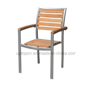 Outdoor Stacking Aluminum Tube Chair for Coffee Shop (SP-OC712) pictures & photos