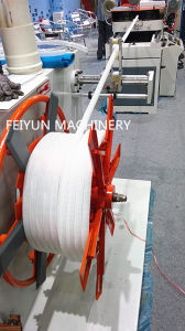 PE Single Wall Corrugated Pipe Extrusion Line pictures & photos