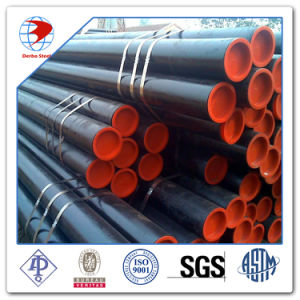 Thickness 20.62mm Be Seamless Line Pipe API5l X52QS Psl2 pictures & photos