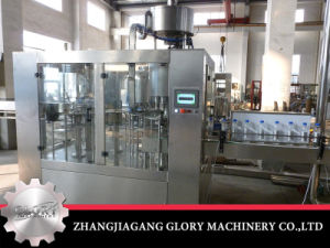 2500bph Bottle Pure Water Filling Bottling Line with 8-8-3 Monoblock pictures & photos