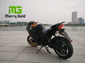 3000W 72V 30ah Lithium Battery Electric Motorcycle pictures & photos