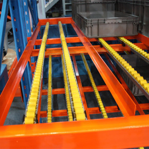 Long Span Carton Racking for Warehouse Storage Solution pictures & photos