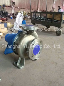 Stainless Steel Centrifugal Water Horizontal End Suction Pump pictures & photos