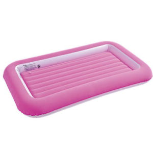 Flocked PVC Inflatable Baby Airbed pictures & photos
