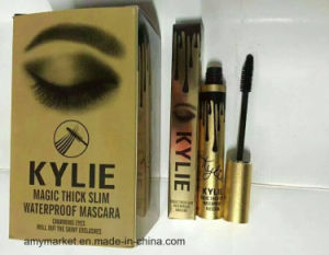 Kylie Magic Thick Slim Waterproof Mascara Charming Eyes Roll out The Shiny Eyelashes Makeup Mascara pictures & photos