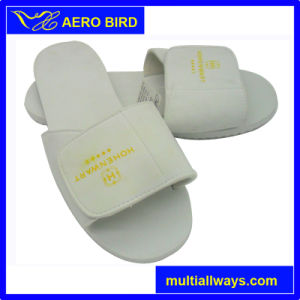Popular Men EVA Outsole Comfortable Hotel Slipper