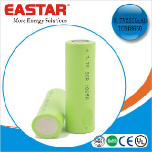 High Quality 2200mAh Icr18650 Battery for Balance Scooter/Electric Scooter pictures & photos