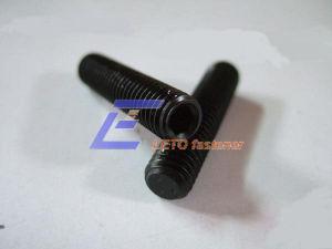 DIN913-Hexagon Socket Set Screws with Flat Point