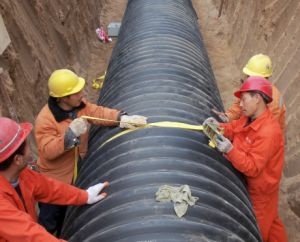 Pipeline Joint Closure Sleeve Electro Fusion Wrap Sleeve pictures & photos