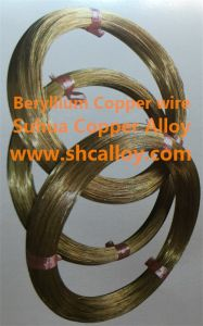 Nace Mro175 Beryllium Copper pictures & photos