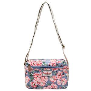 Waterproof PVC Floral Patterns Canvas Shoulder Bag (99032) pictures & photos