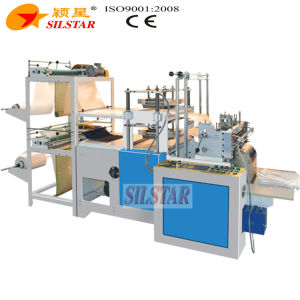 Double Lines Plastic Glove Making Machine (GBA -500 II) pictures & photos