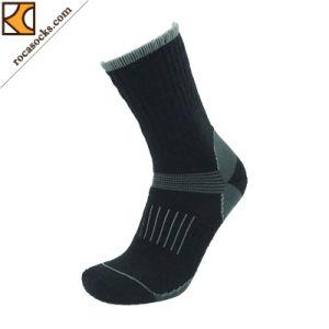 Men′s Crew Wool Softest Socks (162017SK) pictures & photos