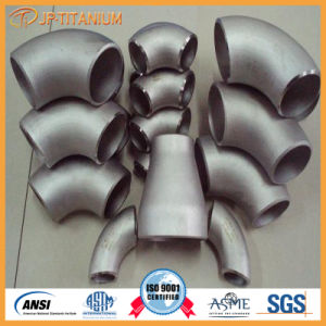 ASTM B363 Industrial Titanium Welded Pipe Fittings Elbow for Chemical pictures & photos