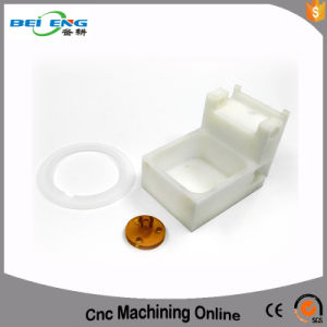 Customized Fabrication Plastic Parts Machined Milling ABS Plastic Block pictures & photos