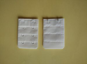 """Beautiful Bra Extender Hook and Eye Tape Accessories- 3/4"""" 3X2 pictures & photos"""