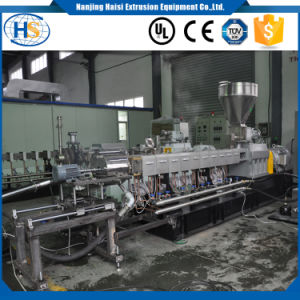 Film Masterbatch Plastic Granules Making HDPE/LLDPE /LDPE Extruder Machine pictures & photos