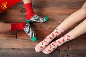 Couple Unisex OEM Custom Socks High Quality pictures & photos