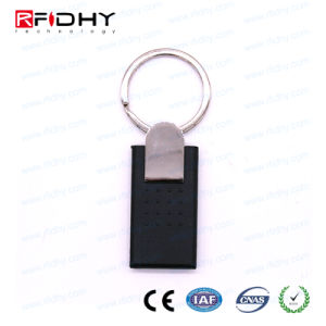 Waterproof and Shakeproof Em4305 RFID Keyfob for Door Login pictures & photos