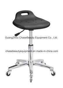 Black Stool Chair Master Chair Stylists′ Chair Beauty Equipment pictures & photos