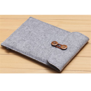 Designer Inspired Bags China/Cheap Folding Box/2013 Envelope Documents Felt Bag for iPad pictures & photos