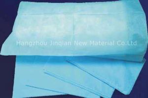 PP Spunbond Nonwoven Fabric Use for Disposable Nonwoven Pillow Cover pictures & photos