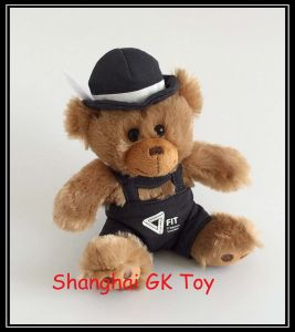 Teddy Bear in Overall and Hat Outfit Suit pictures & photos