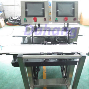 High Accuracy Check Weigher with Double Lines pictures & photos